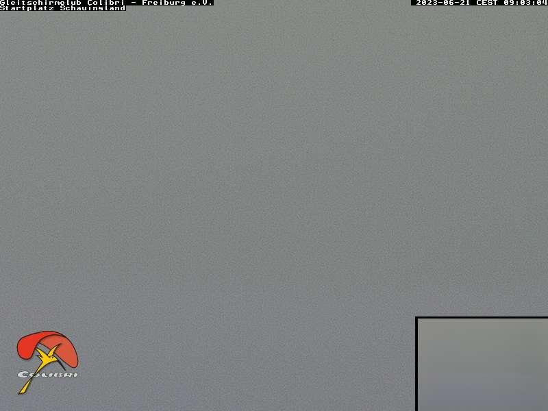 Startplatz Schauinsland Webcam
