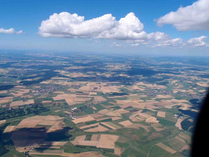 Neuer Rekordflug mit dem Gleitschirm vom Schauinsland