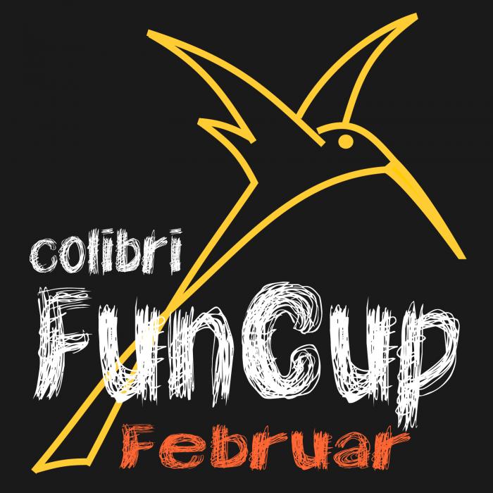 Colibri Jahresfuncup – Aufgabe Februar 2016