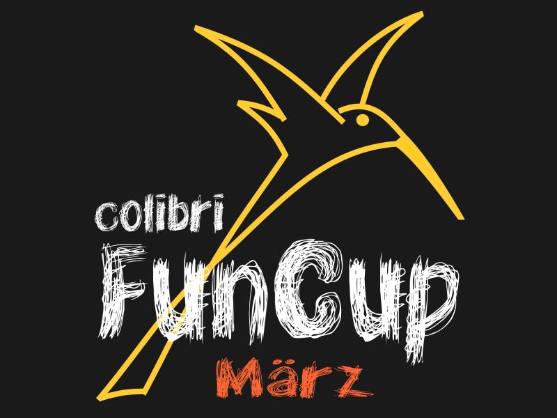 Colibri Jahresfuncup – Aufgabe März 2016