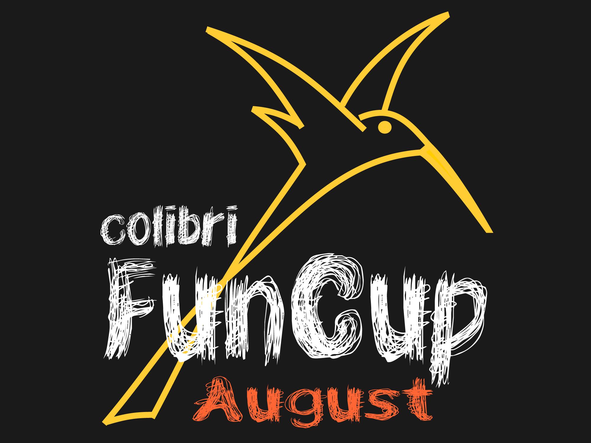 Colibri Jahresfuncup – Aufgabe August 2016