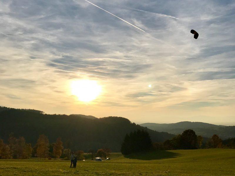 Mattenfliegen am 06.11. findet statt